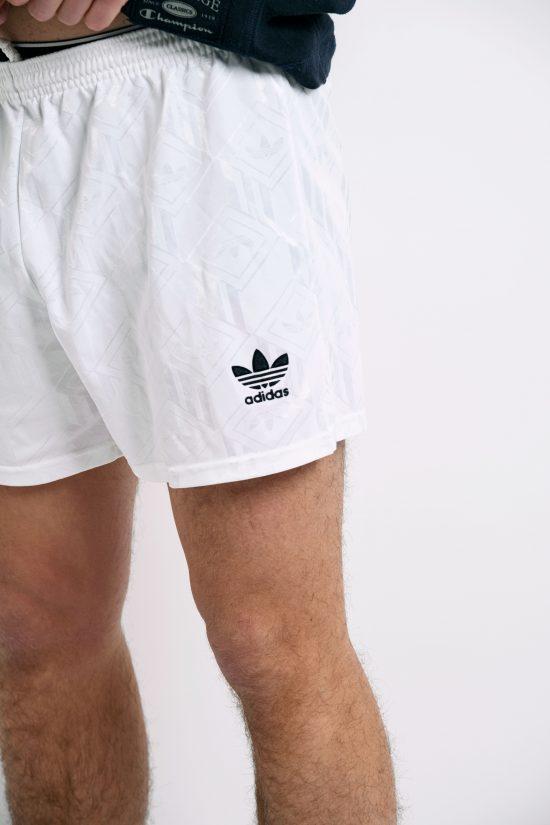 ADIDAS Originals retro white sport shorts