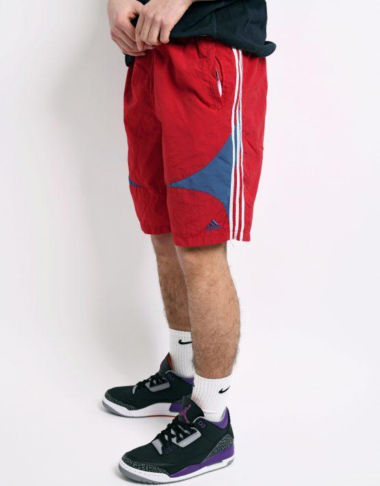 vintage sport shorts adidas