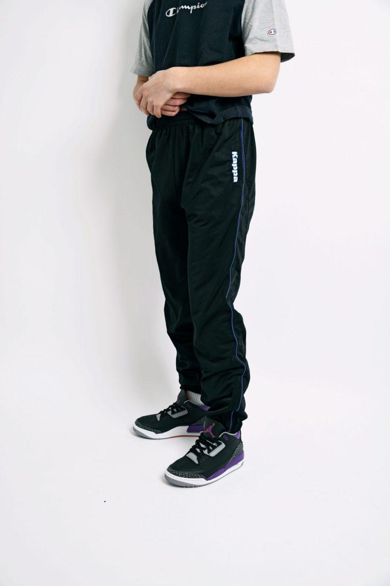 KAPPA 90s pants black