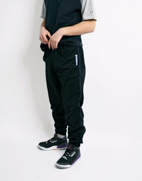 KAPPA pants black 90s
