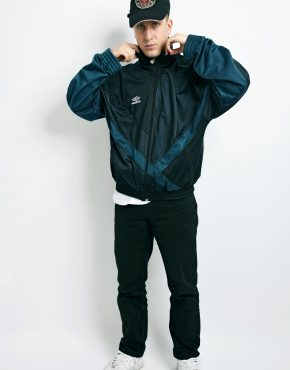UMBRO mens black jacket