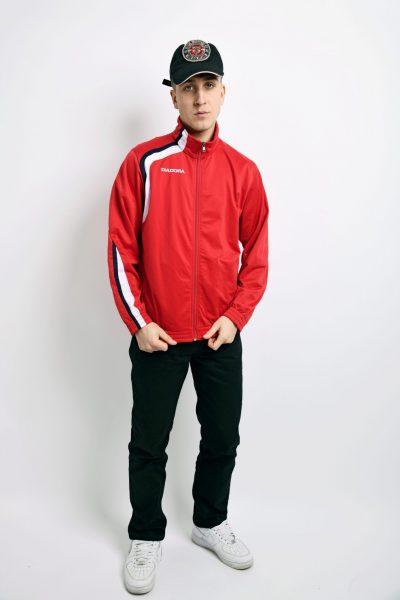 DIADORA Y2K track jacket