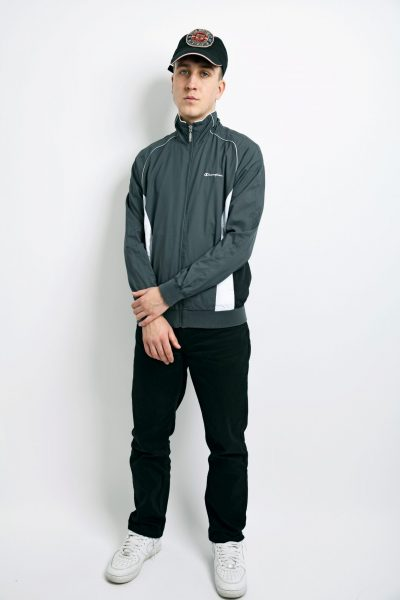 CHAMPION 90s style jacket
