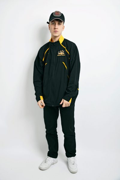 NIKE vintage rave jacket