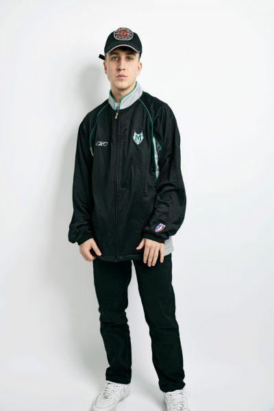 90s REEBOK sport jacket