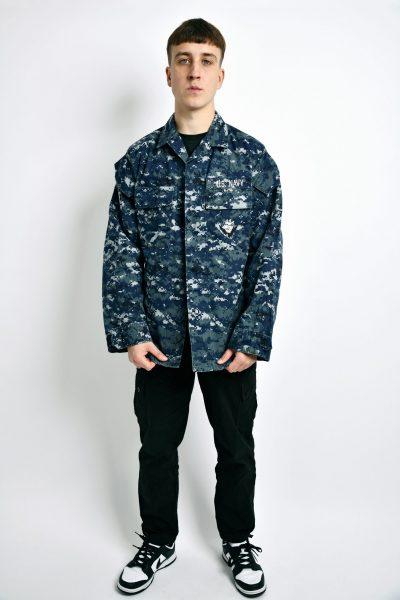 Vintage US NAVY jacket