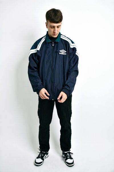 UMBRO vintage windbreaker jacket