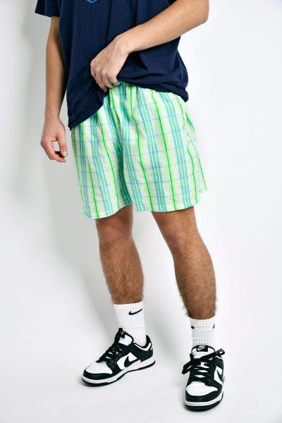 Vintage summer shorts swim