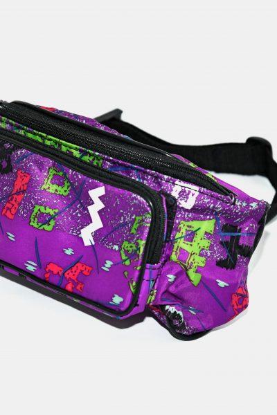 90s kids bum bag