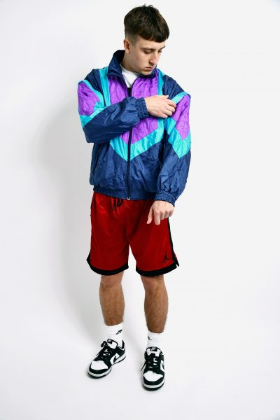 80s tracksuit top jacket