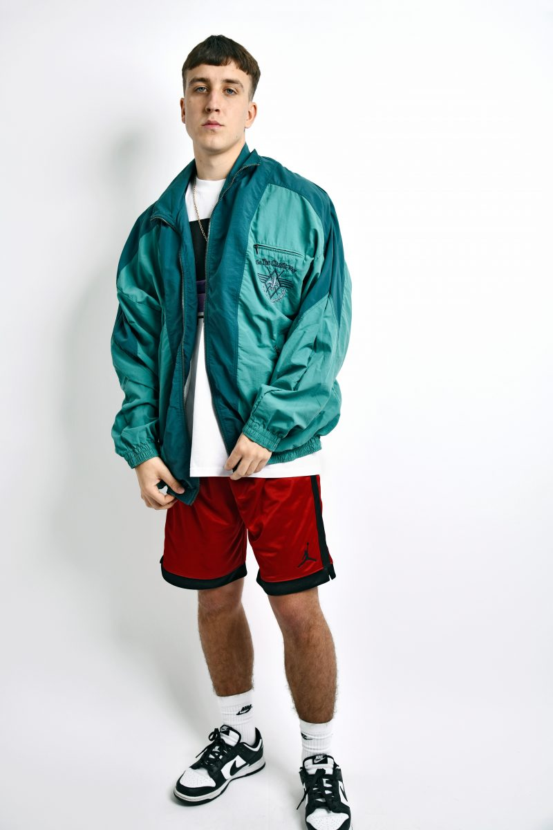 90s festival shell jacket