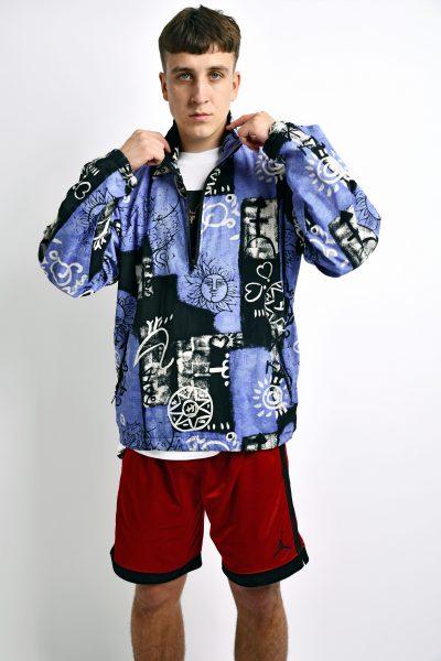 90s vintage lightweight jacket