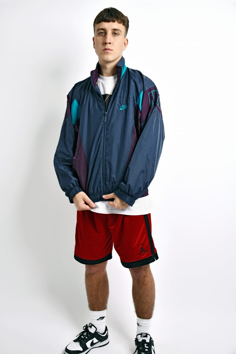 NIKE shell jacket vintage