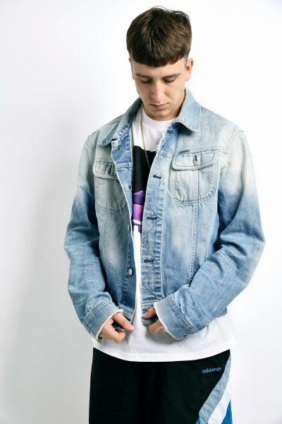 DIESEL 80s denim jacket