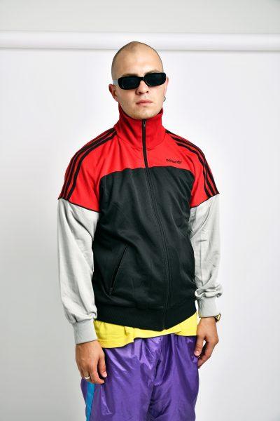 ADIDAS jacket retro style