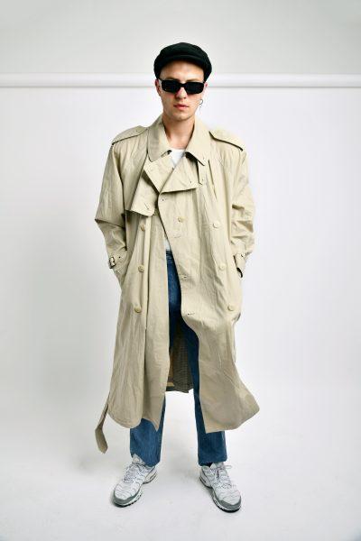 detective trench coat