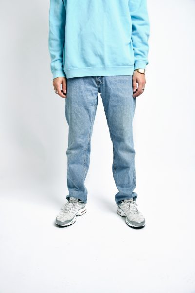 Vintage mens jeans blue