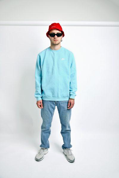 NIKE vintage sky sweatshirt