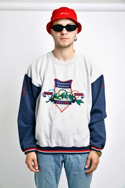 Adidas vintage olympic sweatshirt