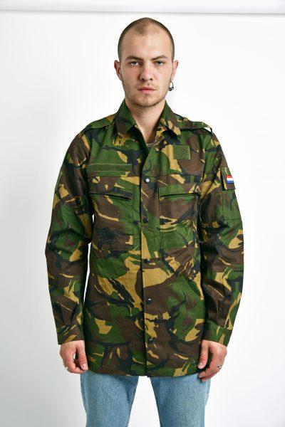 Cargo retro Netherlands jacket