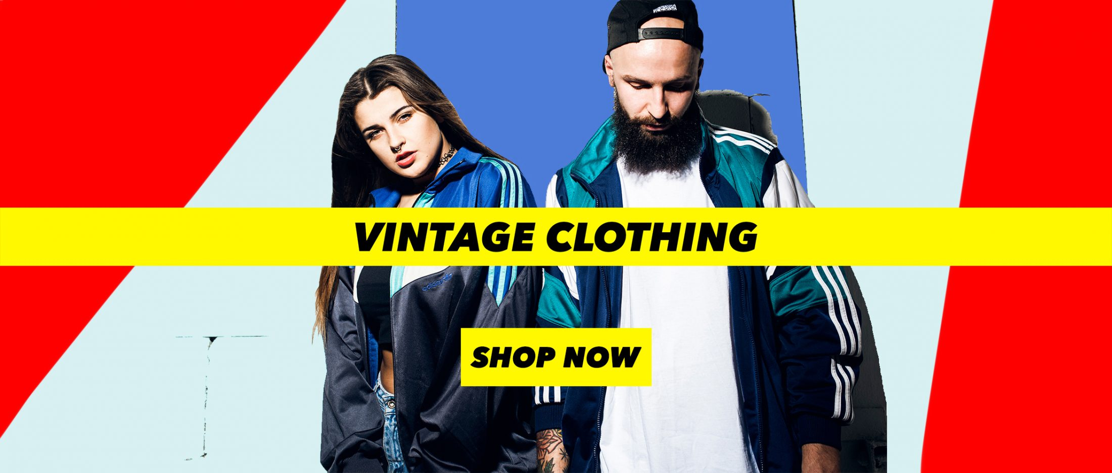 Vintage clothing online store